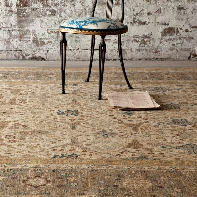 MELISSA PENFOLD RUG STORY 2019 CADRYS CLASSIC COLLECTION