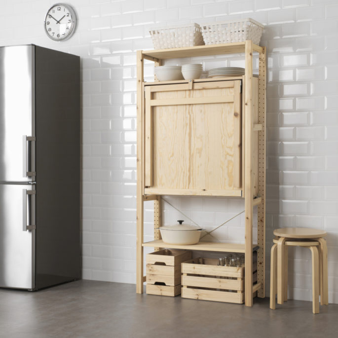 New To Ikea The Cool Foldable Table That Every Kitchen
