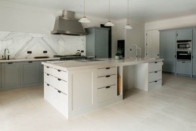 BENCHTOP KITCHEN STORY